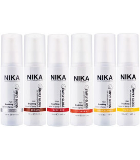 Nika Simply Gloss leave-in spray
