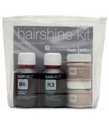 Hairmed B6 R3 N5 Rebuilding Treatment komplekts (100ml+100ml+2x50ml)