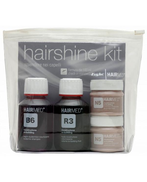 Hairmed B6 R3 N5 komplekts matu spīdumam