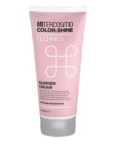 Intercosmo Color & Shine Technics крем защита