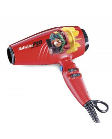 BaByliss PRO Rapido Red фен для волос