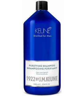 Keune 1922 by J.M.Keune Purifying shampoo (1000ml)
