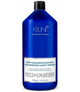 Keune 1922 by J.M.Keune Deep-cleansing šampūns (1000ml)