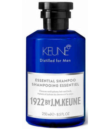 Keune 1922 by J.M.Keune Essential šampūns (1000ml)