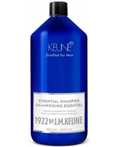 Keune 1922 by J.M.Keune Essential shampoo (1000ml)