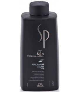 Wella Professionals SP Men Maxximum šampūns (1000ml)