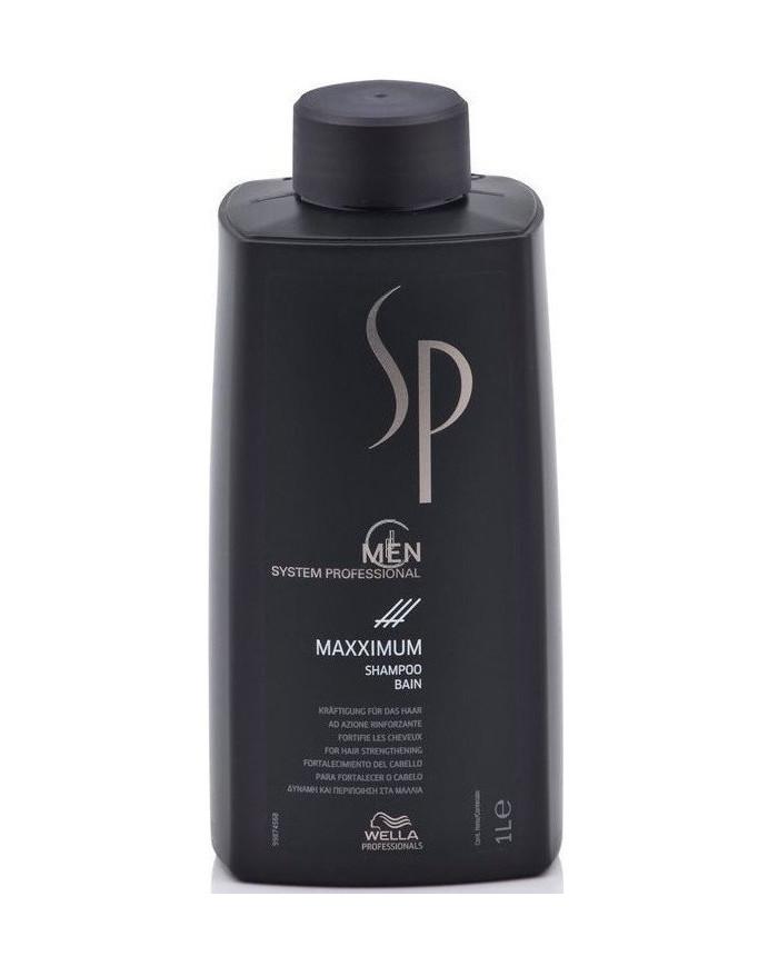 Wella Professionals SP Men Maxximum šampūns (1000ml)