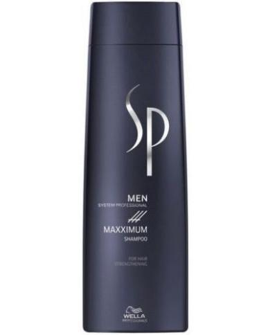 Wella Professionals SP Men Maxximum шампунь (250мл)