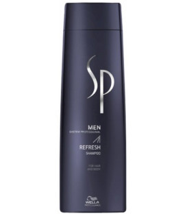 Wella Professionals SP Men Refresh šampūns (250ml)