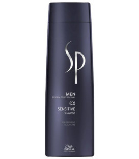 Wella Professionals SP Men Sensitive šampūns (250ml)