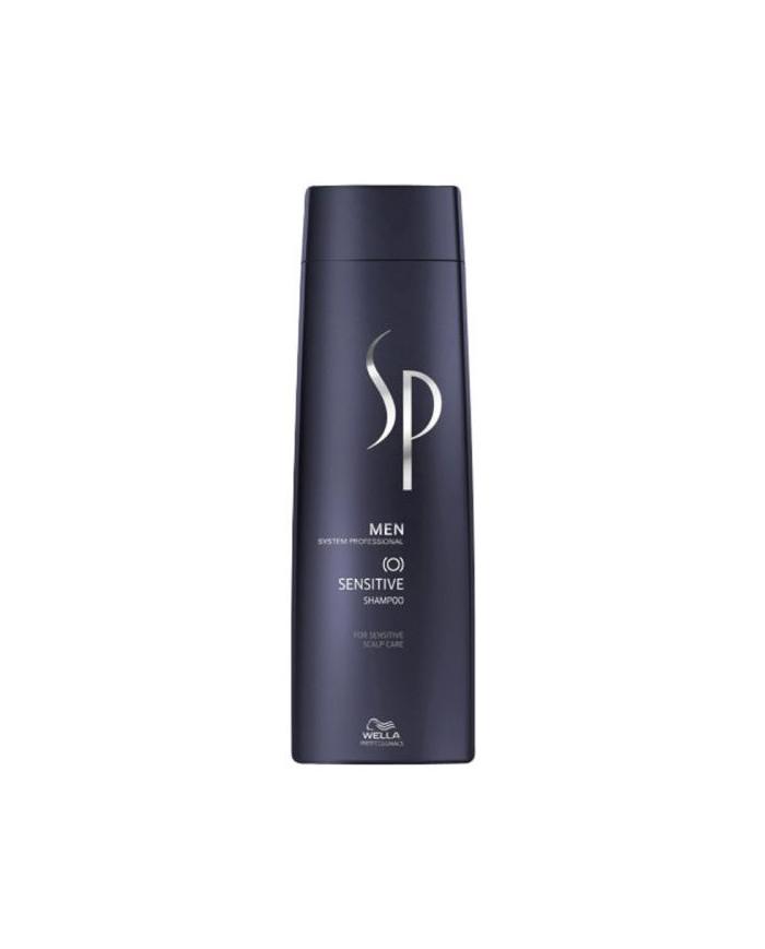Wella Professionals SP Men Sensitive šampūns (250ml)