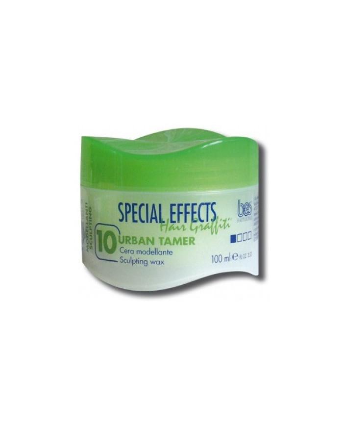 BES Special Effects Hair Graffiti Creative Styling 10 Urban Tamer vasks