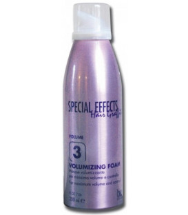 BES Special Effects Hair Graffiti Creative Styling 3 Volumizing Foam