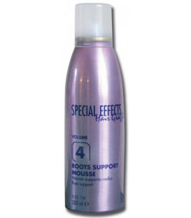 BES Special Effects Hair Graffiti Creative Styling 4 Roots Support Mousse putas