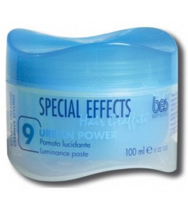 BES Special Effects Hair Graffiti Creative Styling 9 Urban Power pasta