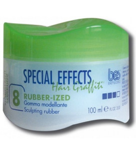 BES Special Effects Hair Graffiti Creative Styling 8 Rubber-ized