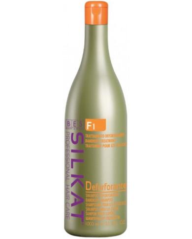 BES Silkat F1 Deforforante šampūns (1000ml)