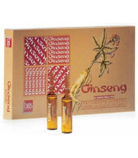 BES Ginseng Active lotion