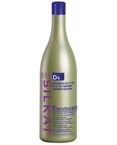 BES Silkat Day By Day D4 šampūns (1000ml)