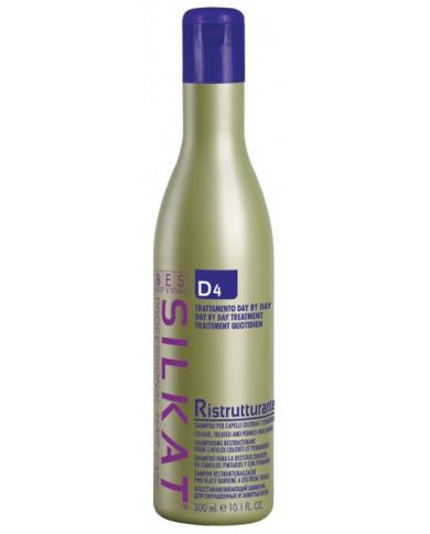 BES Silkat Day By Day D4 šampūns (300ml)