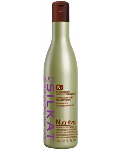 BES Silkat Nutritivo N1 šampūns (300ml)