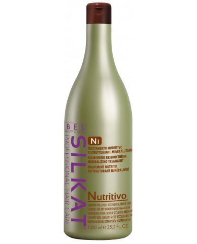 BES Silkat Nutritivo N1 šampūns (1000ml)