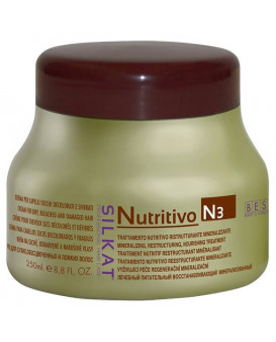 BES Silkat Nutritivo N3 maska (250ml)