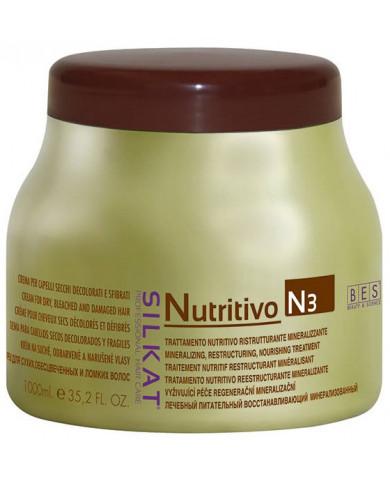 BES Silkat Nutritivo N3 maska (1000ml)