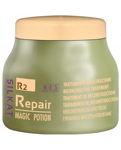 BES Silkat Repair R2 Magic Potion maska (500ml)