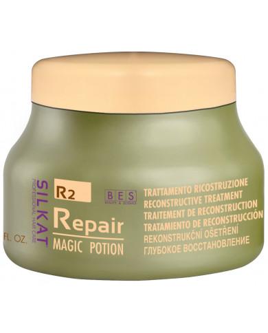 BES Silkat Repair R2 Magic Potion maska (250ml)