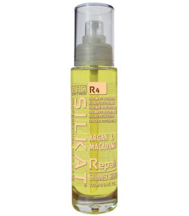 BES Silkat Repair R4 Shimmer Shield oil (100ml)