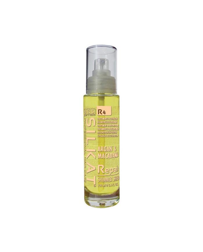 BES Silkat Repair R4 Shimmer Shield oil (100ml)