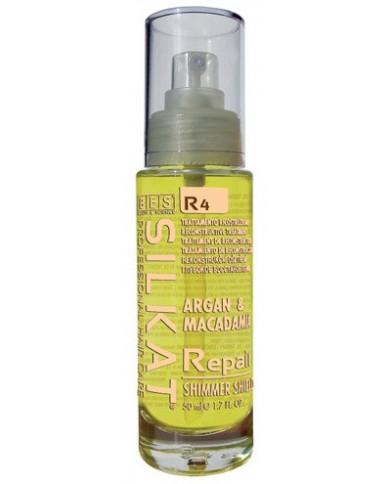 BES Silkat Repair R4 Shimmer Shield eļļa (50ml)