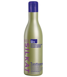 BES Silkat Day By Day D3 Tonificante šampūns (300ml)