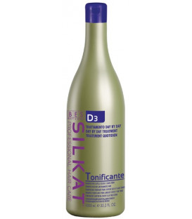 BES Silkat Day By Day D3 Tonificante šampūns (1000ml)