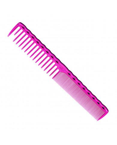 Y.S.PARK 332 biežu/retu zobiņu ķemme matu griešanai