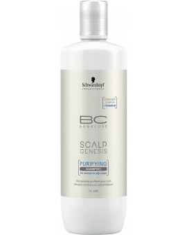 Schwarzkopf Professional Bonacure Scalp Genesis Purifying šampūns (1000ml)