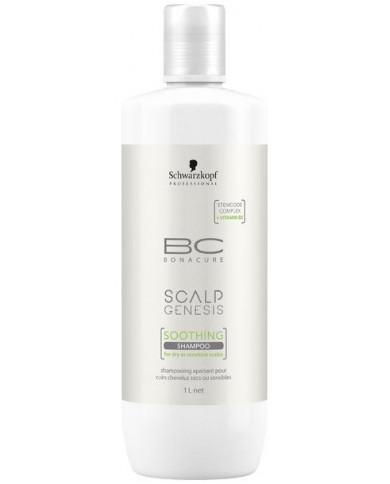 Schwarzkopf Professional Bonacure Scalp Genesis Soothing šampūns (1000ml)