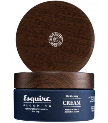 Esquire Grooming The FORMING CREAM krēms