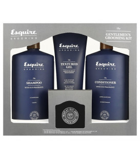 Esquire Grooming THE GENTLEMEN'S GROOMING KIT комплект