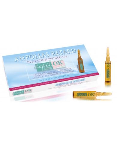 Depil OK Progressive Hair Removal Ampoules