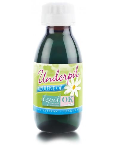 Depil Ok Underpil Azulene масло после депиляции