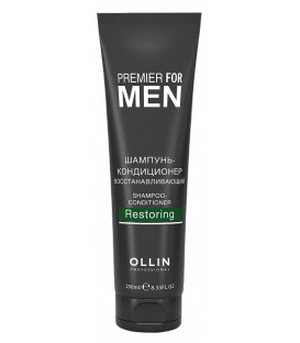 Ollin Professional Premier For Men Restoring šampūns