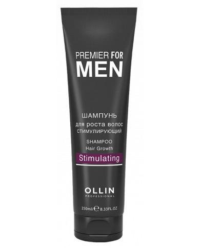 Ollin Professional Premier For Men Stimulating shampoo
