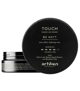 Artego Touch Be Matt wax
