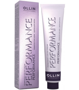 Ollin Professional Performance color cream