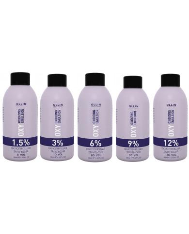 Ollin Professional Performance Oxy oxidizing emulsion (90ml)