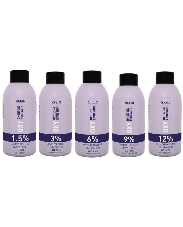 Ollin Professional Performance Oxy oksidējoša emulsija (90ml)