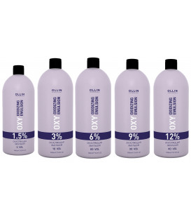 Ollin Professional Performance Oxy oksidējoša emulsija (1000ml)
