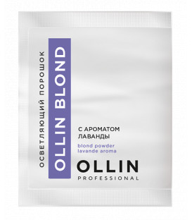 Ollin Professional Color lavender aroma bleach powder (30g)